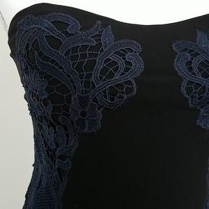 Diane von Furstenberg Cocktail Lace Dress